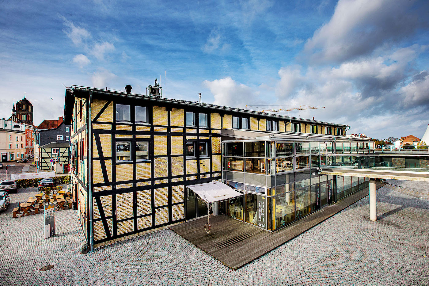 Kron-Lastadie Stralsund