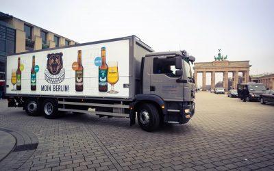 Getränke Nordmann geht neue Wege in Berlin